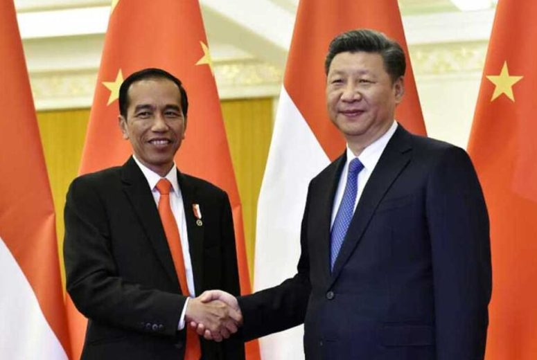 Indonesia and China