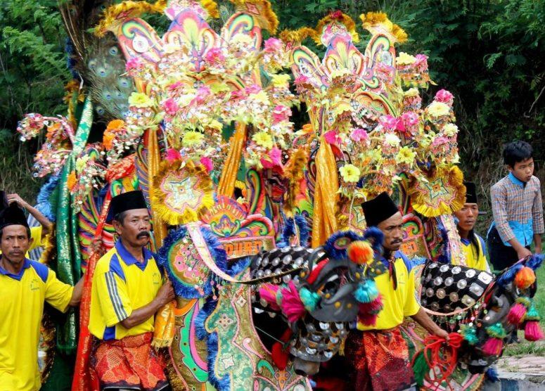 Carnival in Indonesia