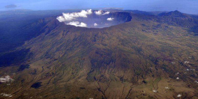 Volcano Tambora