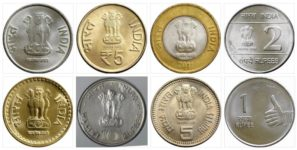 Coin in India