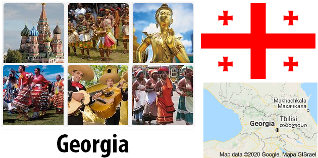 Georgia Country Facts