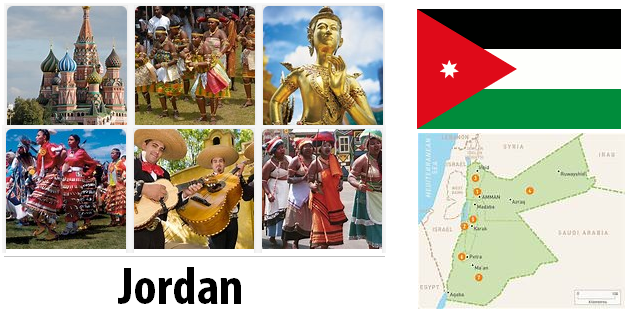 Jordan Country Facts