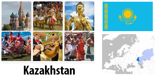 Kazakhstan Country Facts