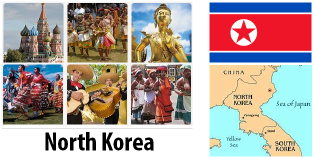 North Korea Country Facts