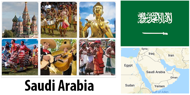 Saudi Arabia Country Facts
