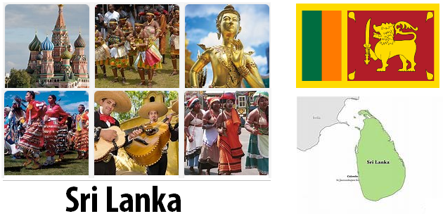 Sri Lanka Country Facts