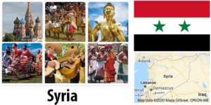 Syria Country Facts