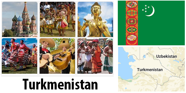 Turkmenistan Country Facts