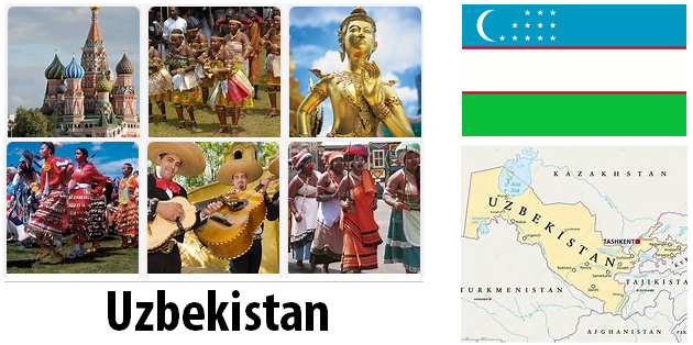 Uzbekistan Country Facts
