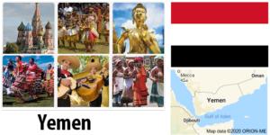 Yemen Country Facts