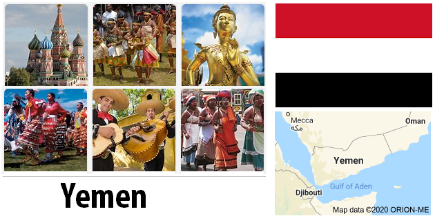Yemen Country Facts