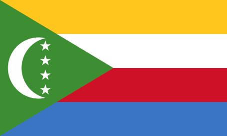 Comoros Emoji Flag