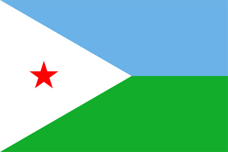 Djibouti Emoji flag