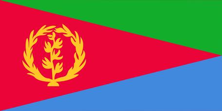 Eritrea Emoji Flag