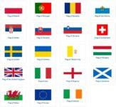 European Flags 3