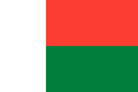 Madagascar Emoji Flag
