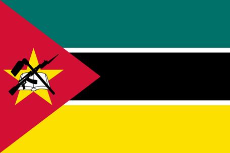 Mozambique Emoji flag