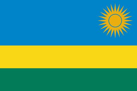 Rwanda Emoji Flag