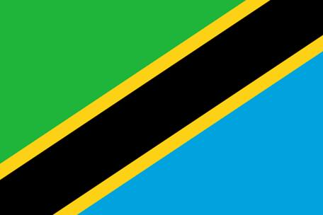 Tanzania Emoji flag
