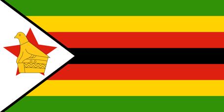 Zimbabwe Emoji Flag