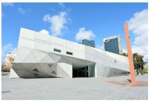 The Tel Aviv Museum of Art
