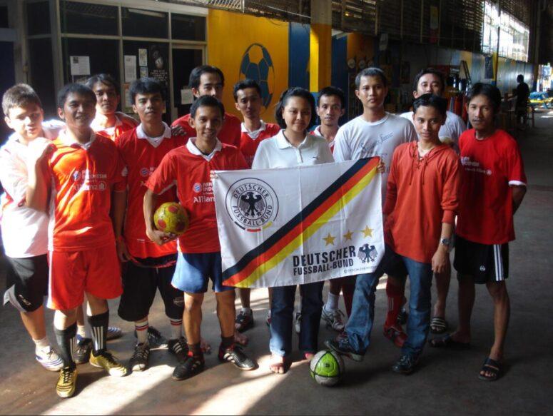 Bayern-Munich fan club in Jakarta