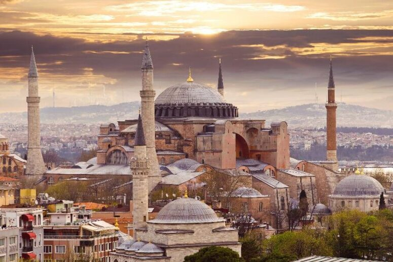 Cities in Turkey