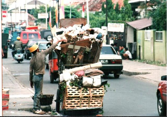 Garbage collector in Jakarta