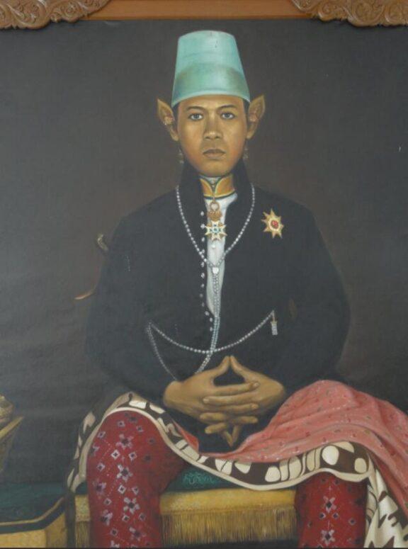 Governor and Sultan Hamengku Buwono X.