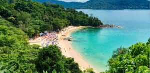Phuket - beautiful beaches and many opportunities