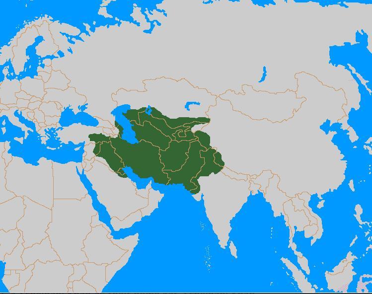 Uzbekistan The kingdom of Timur