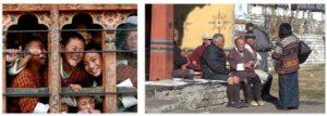 Bhutan Everyday Life