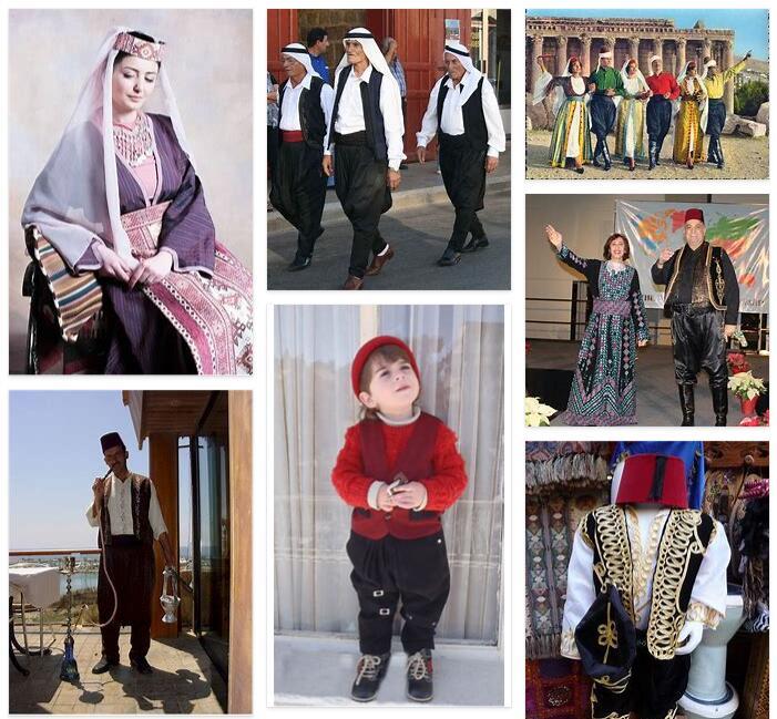 Clothing in Lebanon