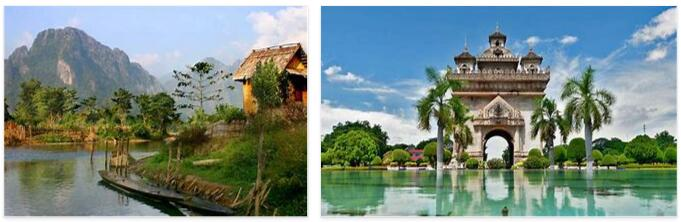 The beauty of Laos