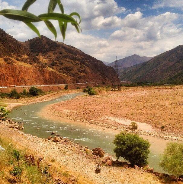 Uzbekistan Fergana Valley
