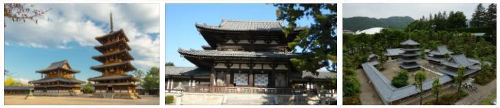 Buddhist Shrines of Horyu-ji