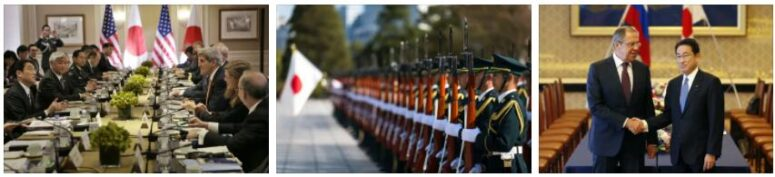Japan Foreign and Security Policy