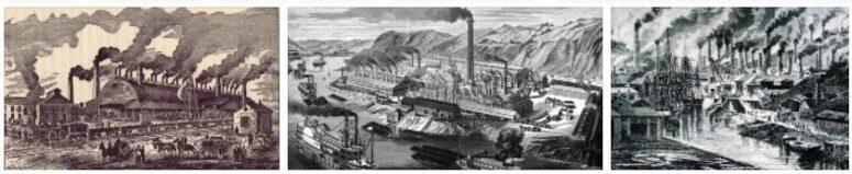 Meiji Period Industrial Revolution Sites