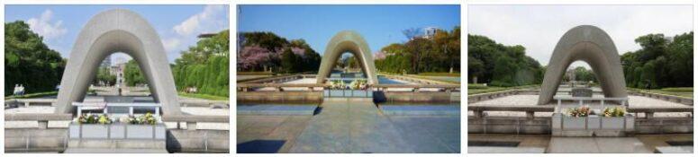 Peace Monument in Hiroshima