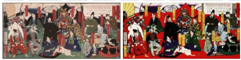 The Rule of Shoguns in Japan 1