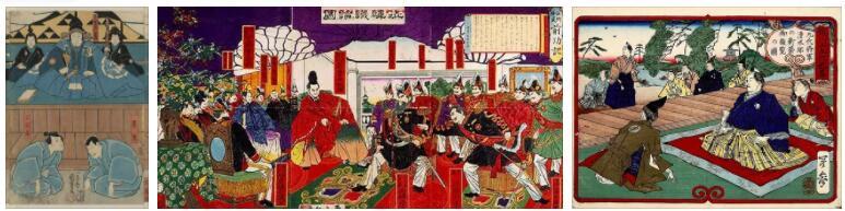 The Rule of Shoguns in Japan 2