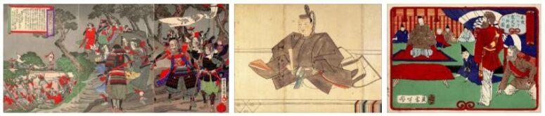 The Rule of Shoguns in Japan 3