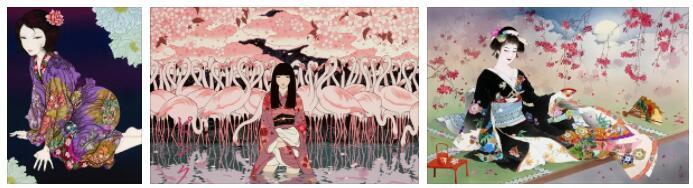 Japanese Arts 7